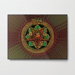 Samsara Metal Print