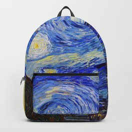 "Vincent van Gogh "" Starry Night "" Backpack"