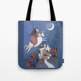 A Midnight Dream  Tote Bag