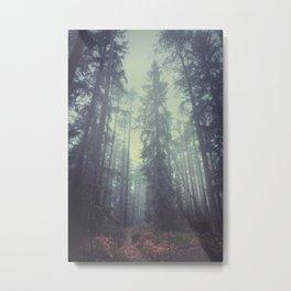 The magic trails Metal Print