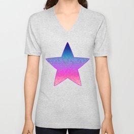 Glitter Star Dust G587 Unisex V-Neck