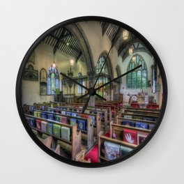 Forever With Us Wall Clock