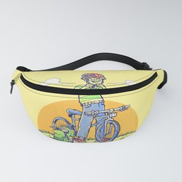 Protect Your Hard Drive Fanny Pack