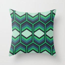 MCM 1971 Throw Pillow