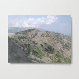 Jackson Hole, Wyoming Metal Print