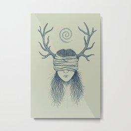 Carcosa Metal Print