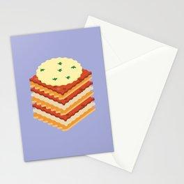 Lasagna Stationery Cards