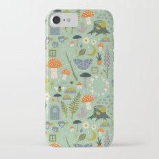 Fairy Garden iPhone 8 Slim Case