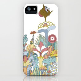 Pepperland iPhone Case