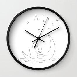 Honeymoon Wall Clock