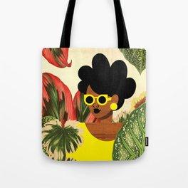 Bayou Girl II Tote Bag