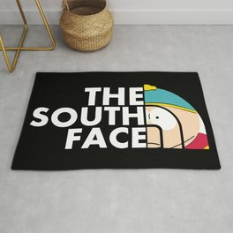 The south face Rug