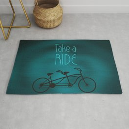 Take a Ride With Me Rug