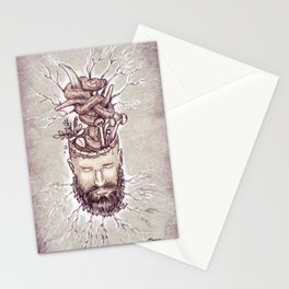 Wicked Mind Stationery Cards