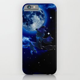 A MIDNIGHT JOURNEY iPhone Case
