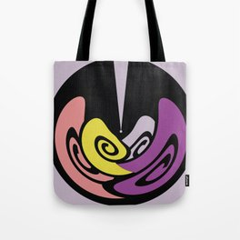 Back in Shape 4 Tote Bag