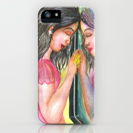 The world within you  iPhone Case