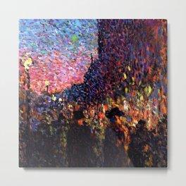 Paris Boulevard Masterpiece by Maximilian Luce Metal Print