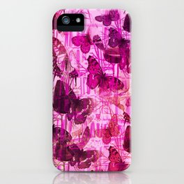 BUTTERFLY HOTHOUSE iPhone Case