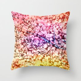 Pattern abstract I Throw Pillow