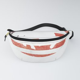 4th July Horse Lover horseriding Patriotic Pony T-Shirt Fanny Pack