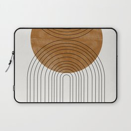Abstract Flow Laptop Sleeve