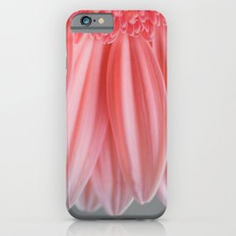Pink With Layers iPhone Case