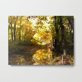 Fall afternoon II Metal Print