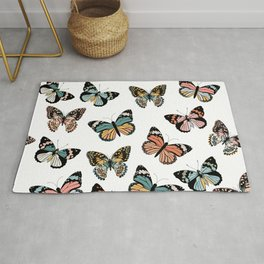 You Give Me Butterflies.. Rug