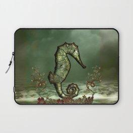 Wonderful seahorse Laptop Sleeve