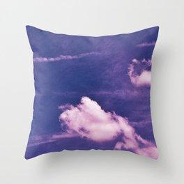 Cloud 05 Throw Pillow