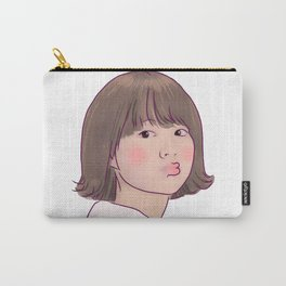 KISSY STRONG GIRL BONG SOON Carry-All Pouch