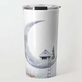 Moon House Travel Mug