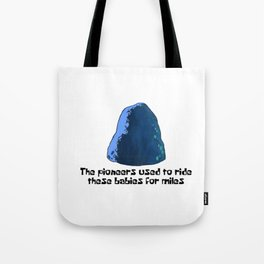 Babies For Miles Tote Bag