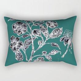 Tree Plant Rectangular Pillow