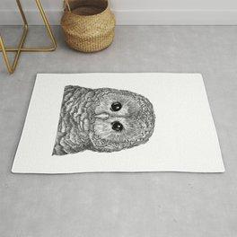Tiny Owl Rug