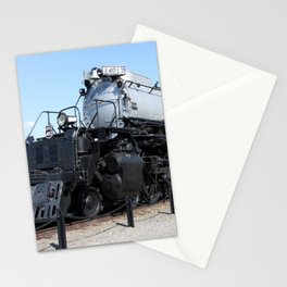 Union Pacific Big Boy Stationery Cards