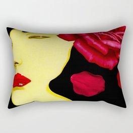 tatt Rectangular Pillow