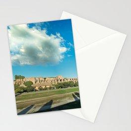 Circo massimo clouds Stationery Cards