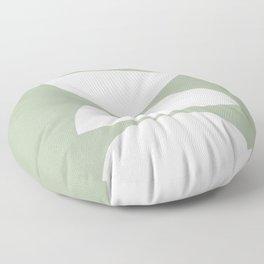 Minimal Shapes No.27 Floor Pillow