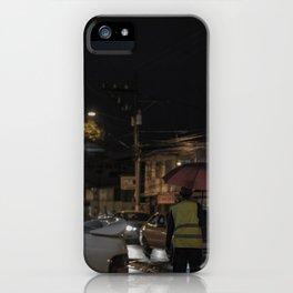 Cuidacarros iPhone Case