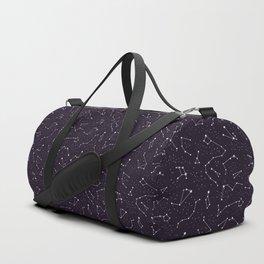 constellations pattern Sporttaschen