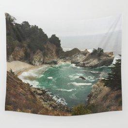 Big Sur - Julia Pfeiffer Wall Tapestry