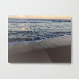 Clear water, Collaroy Beach, NSW, Australia Metal Print