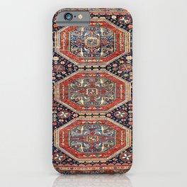 Kuba Sumakh Antique East Caucasus Rug Print iPhone Case