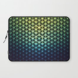 Flower of Life Laptop Sleeve