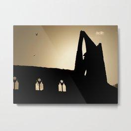 Tintern Abbey Metal Print