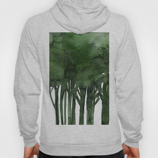 Tree Impressions No.1C by Kathy Morton Stanion by kathymortonstanion