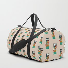Morning Owl Duffle Bag