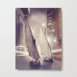 Back to roots trip Metal Print